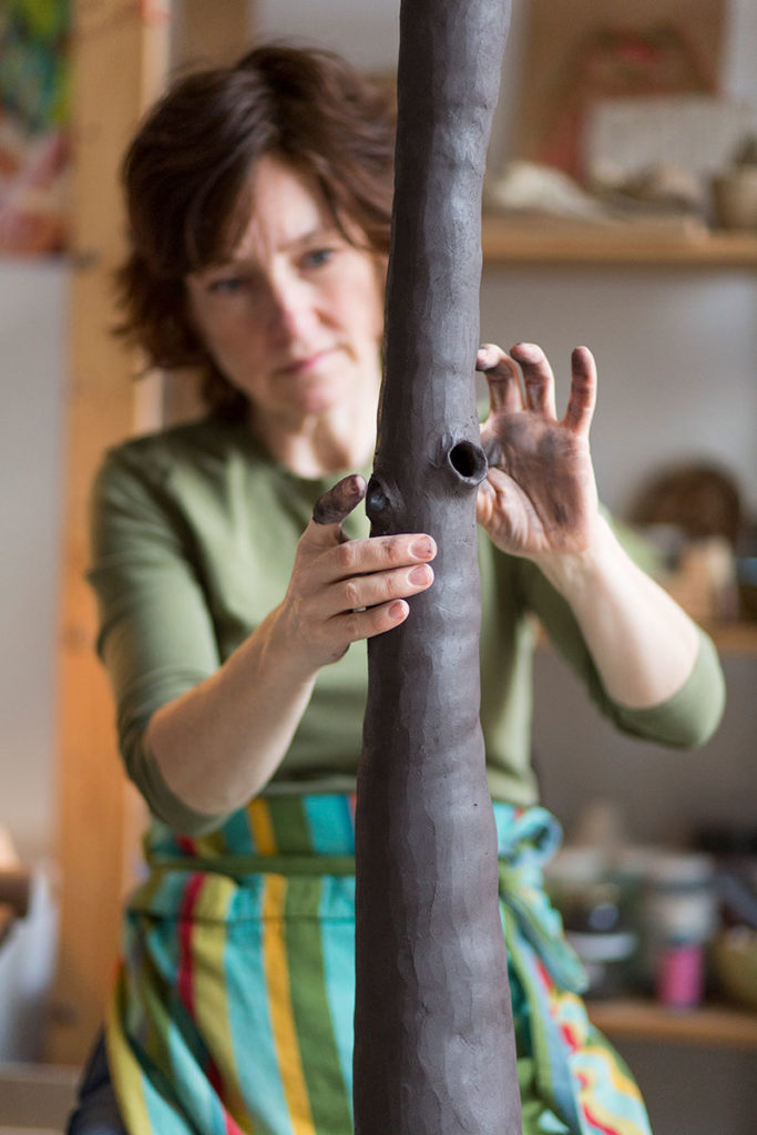 Portrait Julie Bergeron
